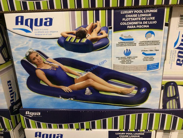 AQUA Luxury Pool Lounge