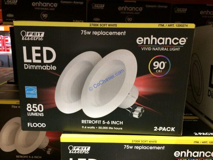 Coscoto-1200274-Feit-Electric-LED-5-6-Retrofit-Kit