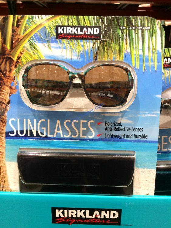 Kirkland Signature Polarized Sunglasses Assorted Styles #12