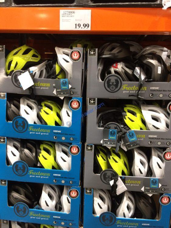 Freetown Bike Helmet