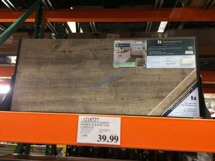 Costco-1218727-Harmonics-Flooring-Harbor-Scraped-Oak-Laminate