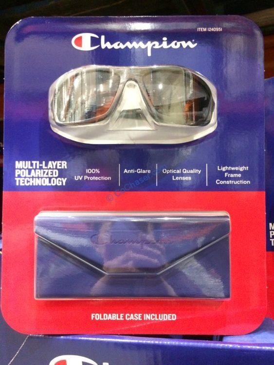 Champion Polarized Sunglass CUTR2019CA01