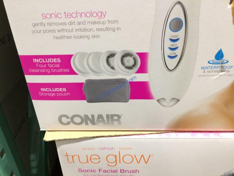 Costco 1243776 Conair Sonic Facial Brush Part Costcochaser