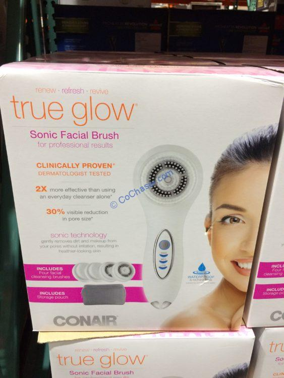 Conair Sonic Facial Brush