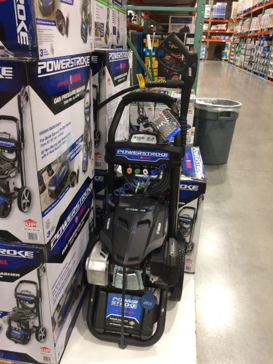 Yamaha Powered 3100PSI Gas Pressure Washer – CostcoChaser