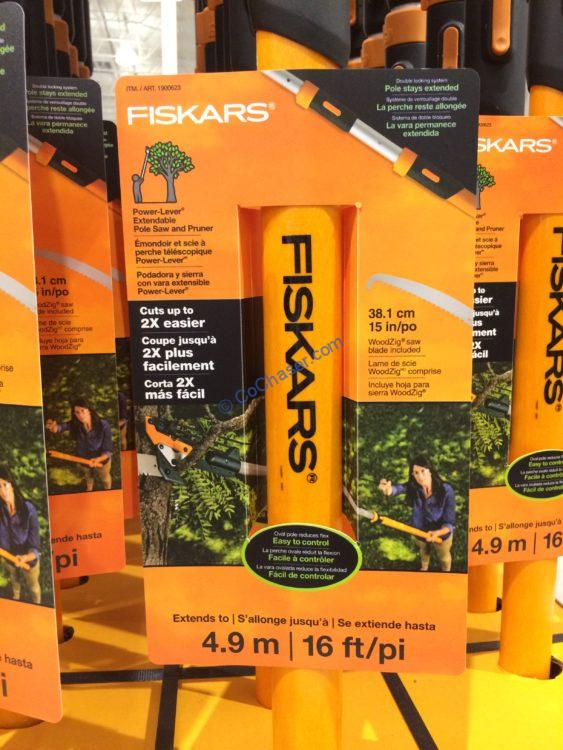 Fiskars 16' Pole Pruner