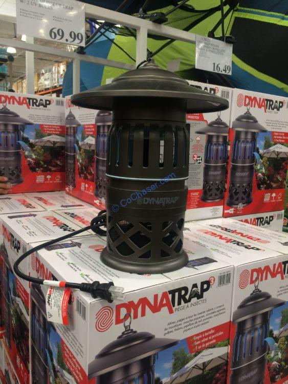 Dynatrap Insect Trap with 2 UV Bulbs Taupe M#DT1050-TUN-CST