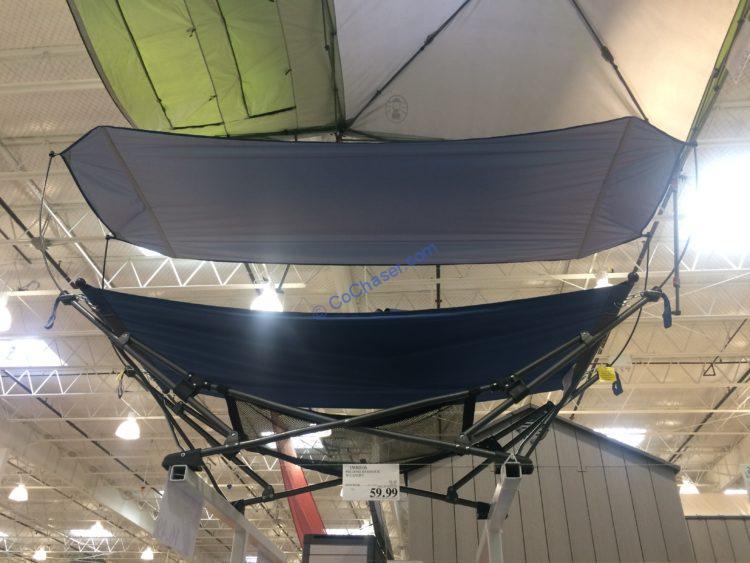 Folding Hammock with Canopy