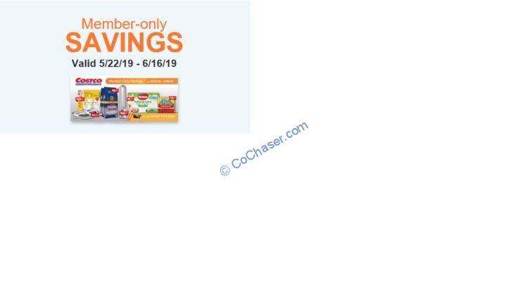 Costco Coupon Book: May 22 – June16, 2019