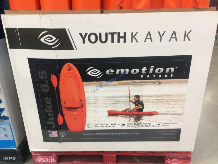 LifeTime Emotion Juke Youth Kayak