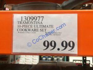 Costco-1309977-Tramontina-10-piece-Ultimate-Cookware-Set-tag