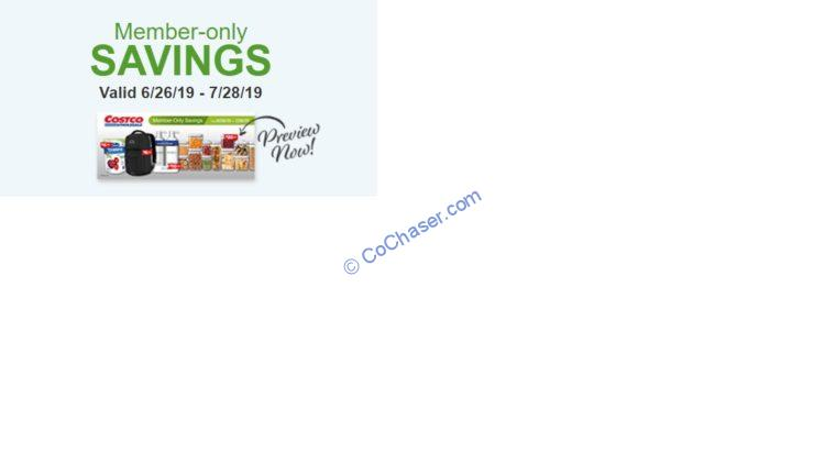 Costco Coupon Book: June 26 – July 28, 2019