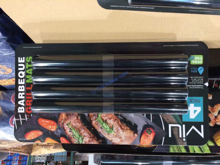 MIU BBQ Grill Mat 4-pack