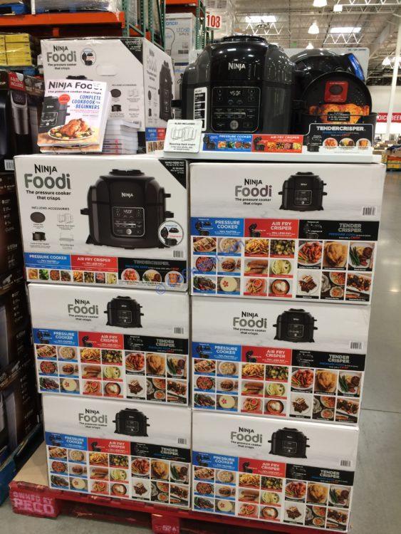 Costco 2297950 Ninja Foodi Pressure Cooker Air Fryer All