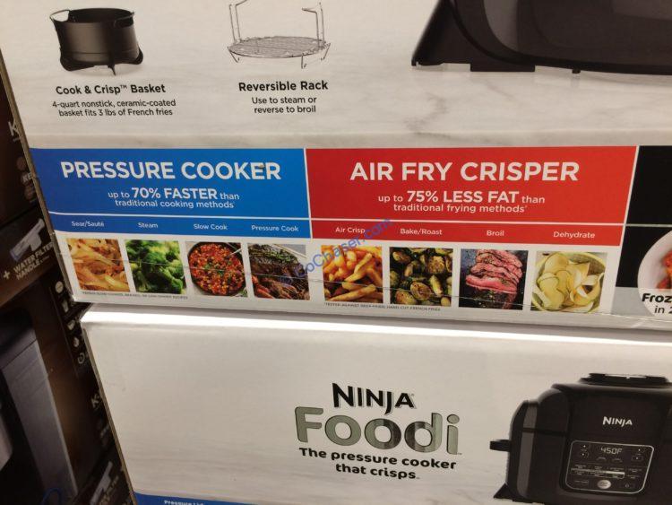 Costco 2297950 Ninja Foodi Pressure Cooker Air Fryer Part1