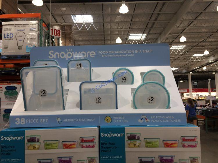 Costco-1298037-Snapware-38-piece-Plastic-Food-Storage-Set