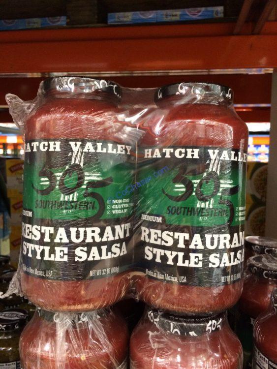 505 Southwestern Restaurant Style Salsa 2/32 ounce Jars