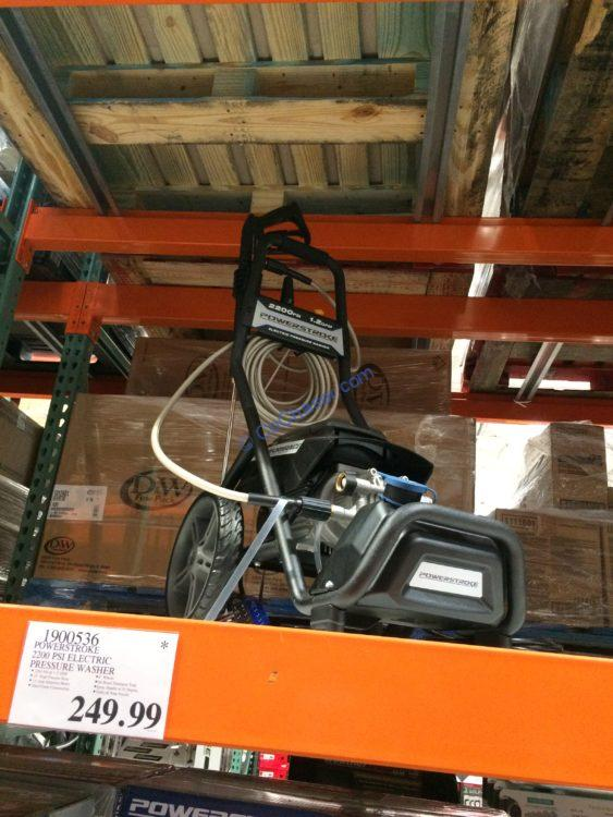 PowerStroke 2200 PSI Electric Pressure Washer