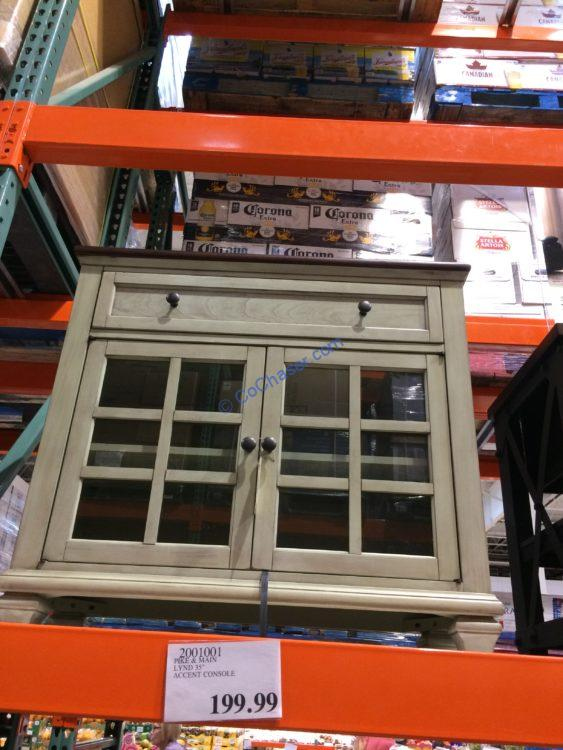 """Pike & Main Lynd 35"""" Accent Console"""