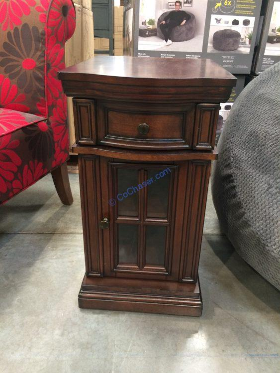 Chairside Table With Model Swh051807s Costcochaser