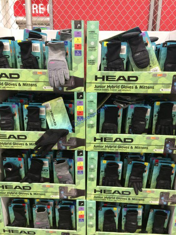 Head Junior Hybrid Glove-Mitten