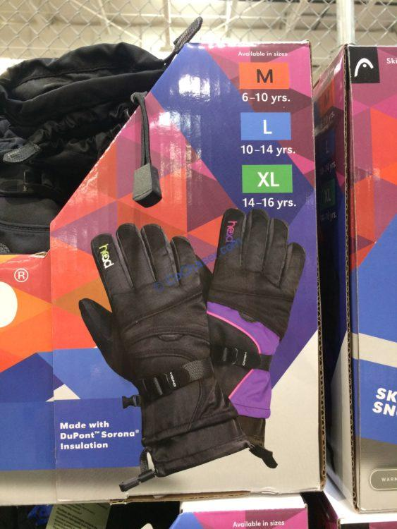 Head Junior Ski Gloves