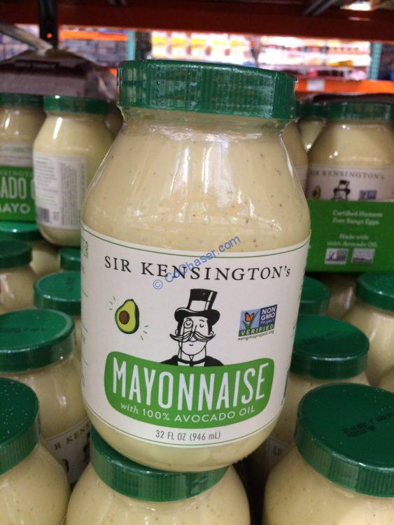 Sir Kensington's Avocado Oil Mayonnaise 32 Ounce Jar