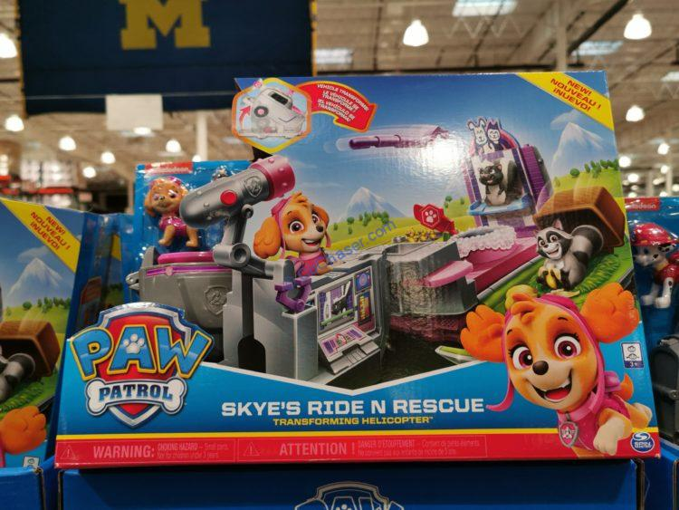 PAW Patrol Ride Rescue Vehicles