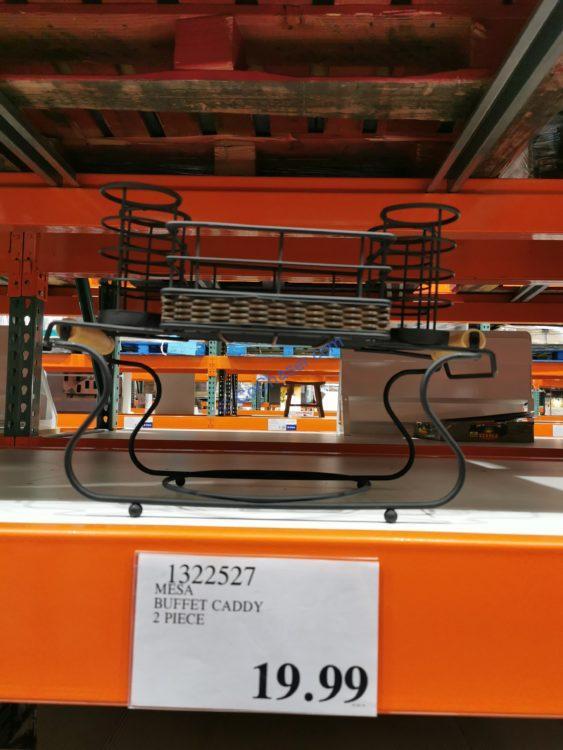 Mesa Buffet Caddy 2 Piece