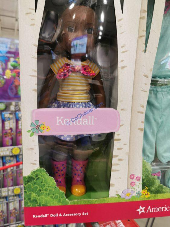American Girl WellieWishers Doll Set