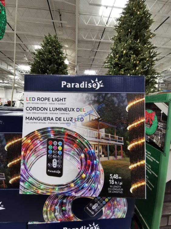 Paradise LED Color Changing 18' Rope