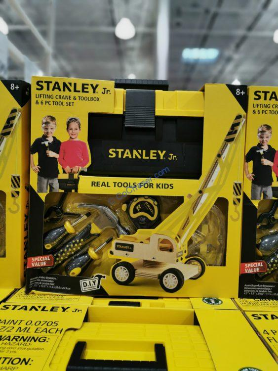 Stanley JR ToolBox Set