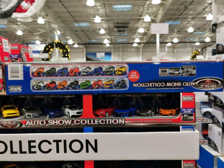 Auto Show Collection 8-pack, 1:43 Scale