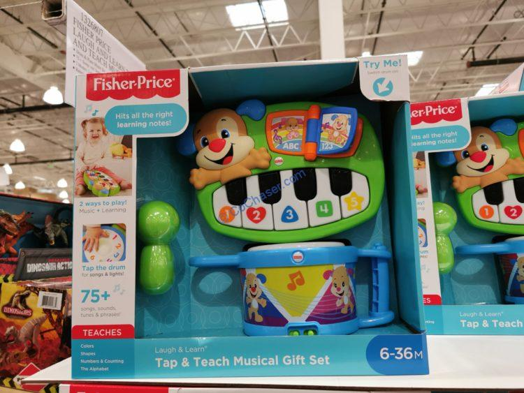 Costco-1326807-Fisher-Price-Laugh-Learn-Tap-Teach-Musical-Set