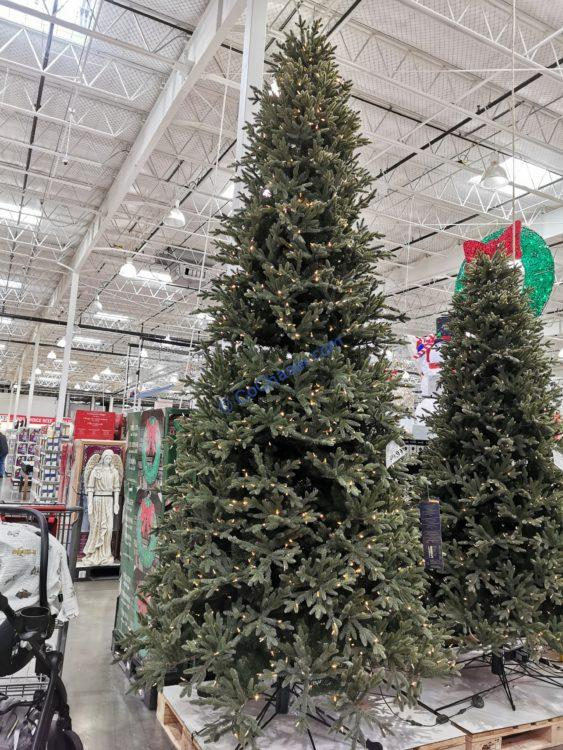 Costco-2002013-12'-Pre-Lit-LED-Christmas-Tree-Surebright-EZ-Connect-Color-all