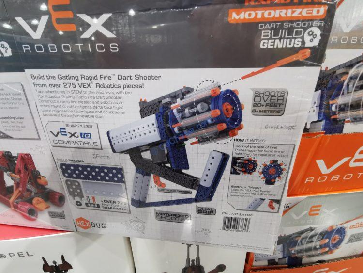 VEX Robotics Launchers 3-pack Bundle