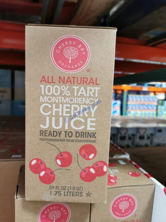 Cherry Bay Orchard Montmorency Tart Cherry Juice 59 Ounces
