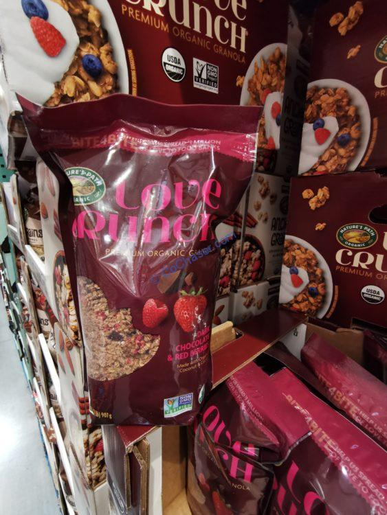 Nature's Path Organic Love Crunch Granola 32 Ounce Bag