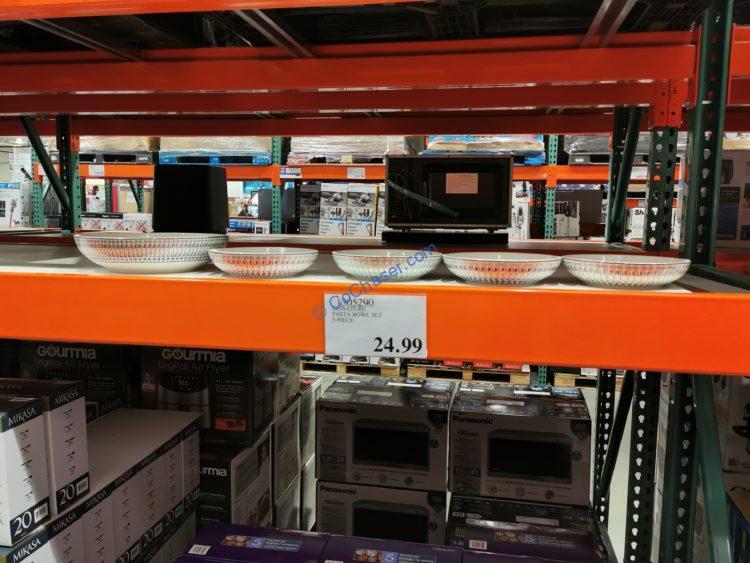 Signature Pasta Bowl Set 5 Piece