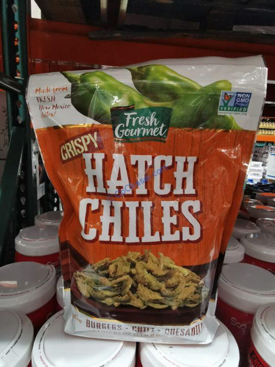 Fresh Gourmet Crispy Hatch Chiles 24 Ounce Bag