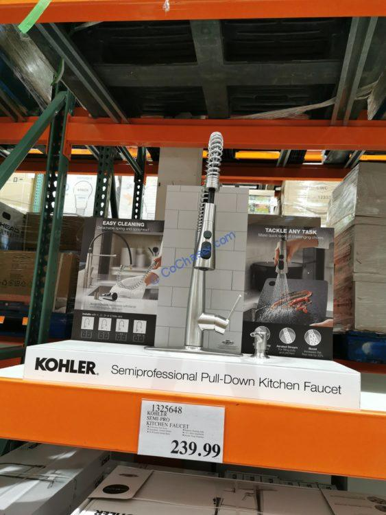 Costco-1325648-Kohler-Semiprofessional-Kitchen-Faucet