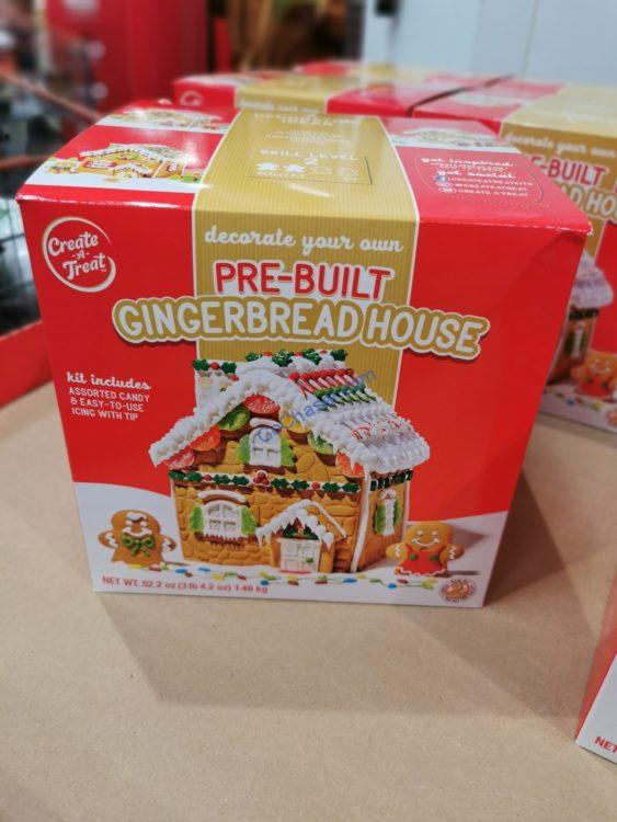 Costco-1335333-Create-a-Treat-Gingerbread-House-Kit-Pre-Built