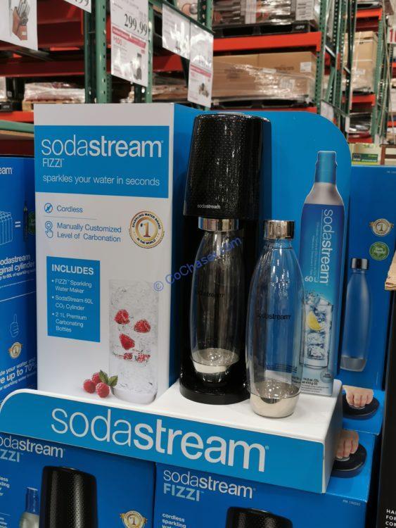 Sodastream Fizzi Sparkling Water Machine