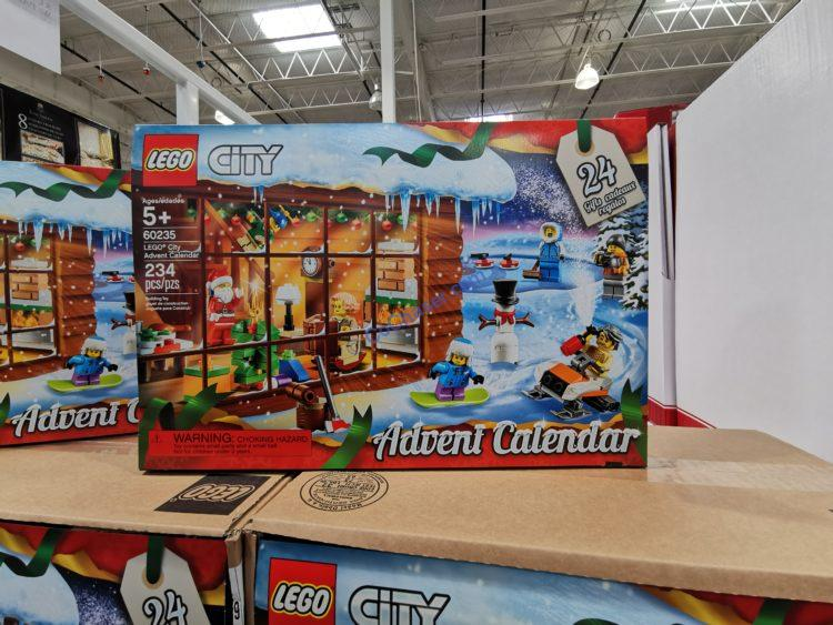 LEGO City Advent Calendar Assortment