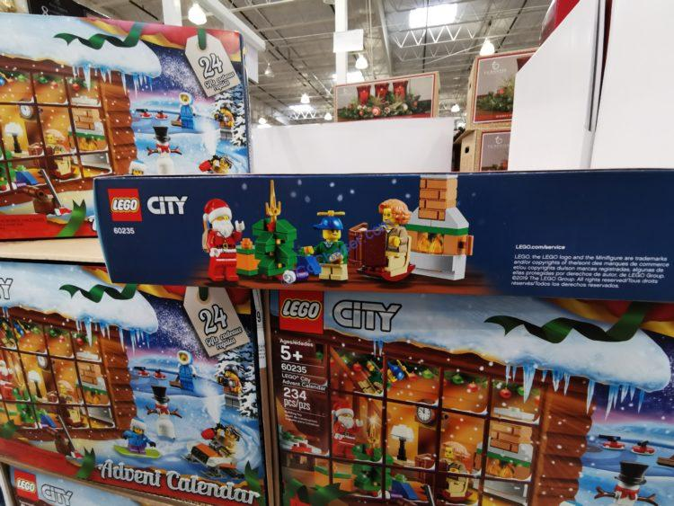 costco 2213554 lego city advent calendar assortment3 2. Black Bedroom Furniture Sets. Home Design Ideas