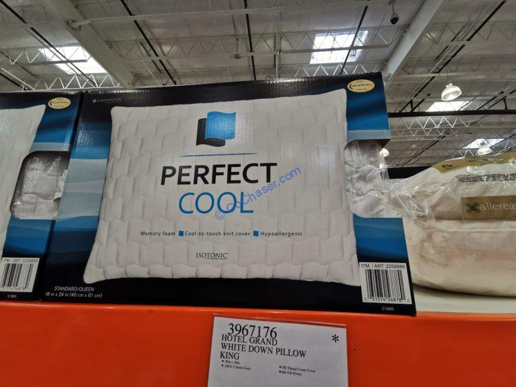 Costco-2258888-Isotonic-Perfect-Cool-Memory-Foam-Pillow