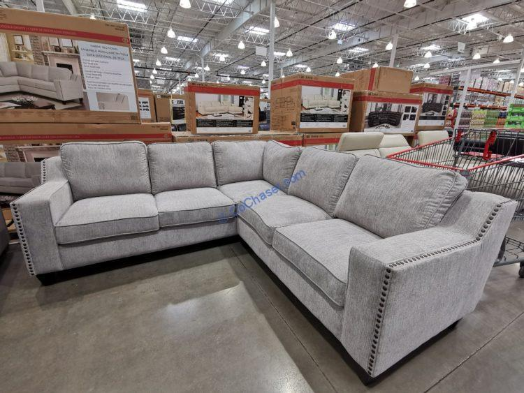 Ellendale Fabric Sectional