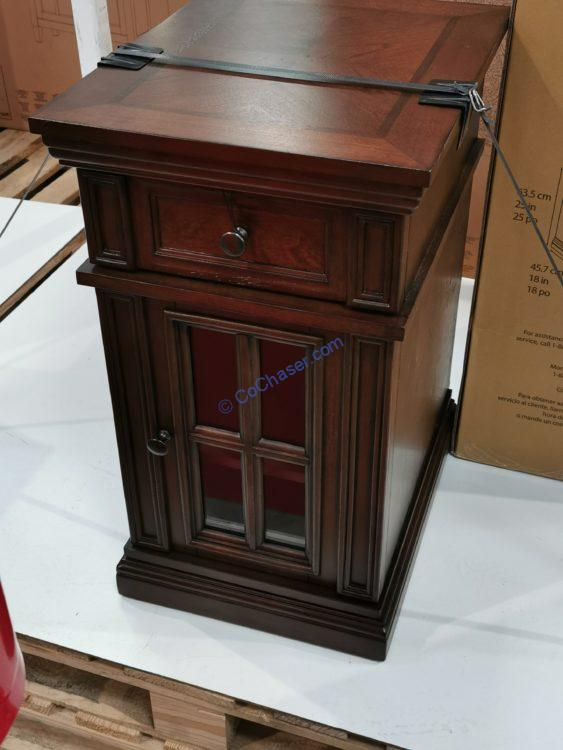 Dudley Chairside Table, Model# SWH051902
