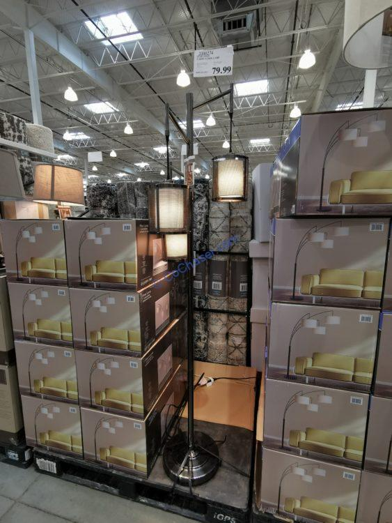 Stallings 3 Arm Floor Lamp Costcochaser