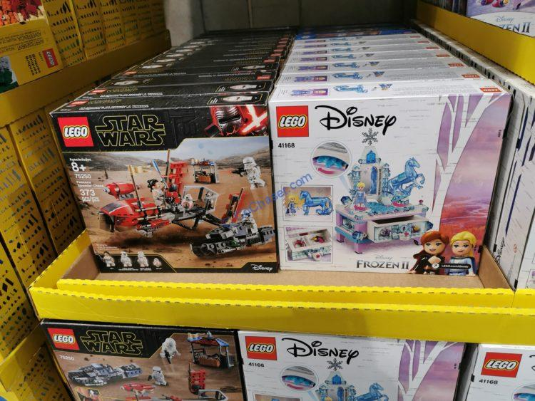 LEGO Assortment City /Frozen II & Star Wars